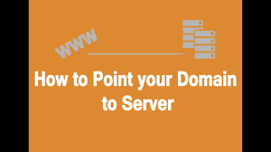 Point domain to Servers
