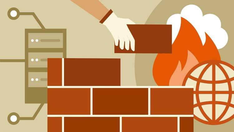 What is a firewall and what does it do?