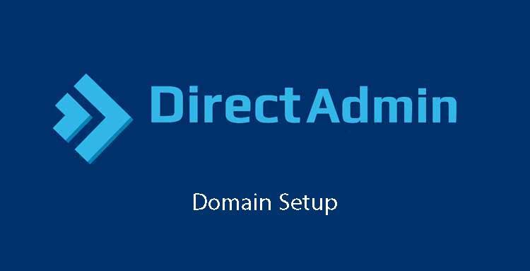 DirectAdmin-Domain-Setup
