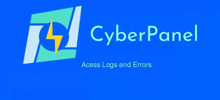 Access-Logs-on-CyberPanel