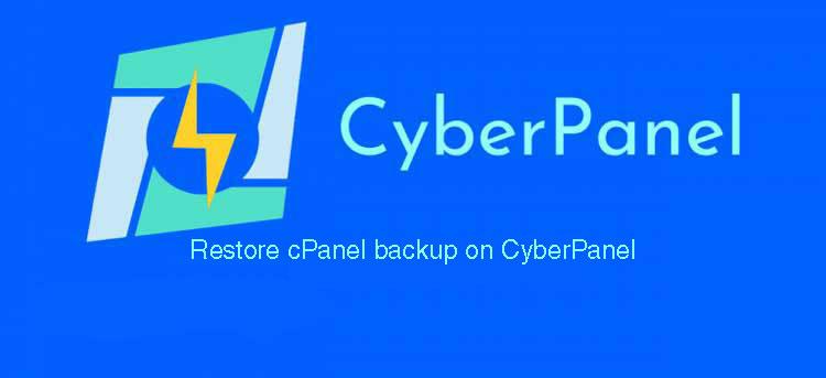 Restore-cPanel-backup