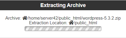 Upload-and-extract-file